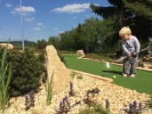 Funspotlipno Adventure golf, Lipno nad Vltavou